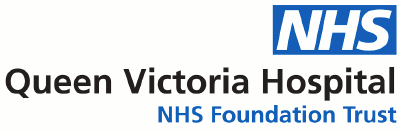 Queen Victoria Hospital NHS Foundation Trust logo